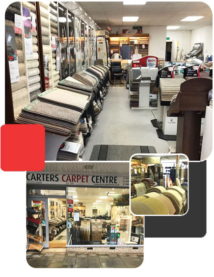 carters carpet about